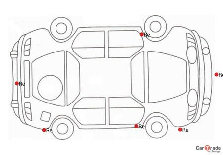 Auto Air Conditioner Parts Diagram